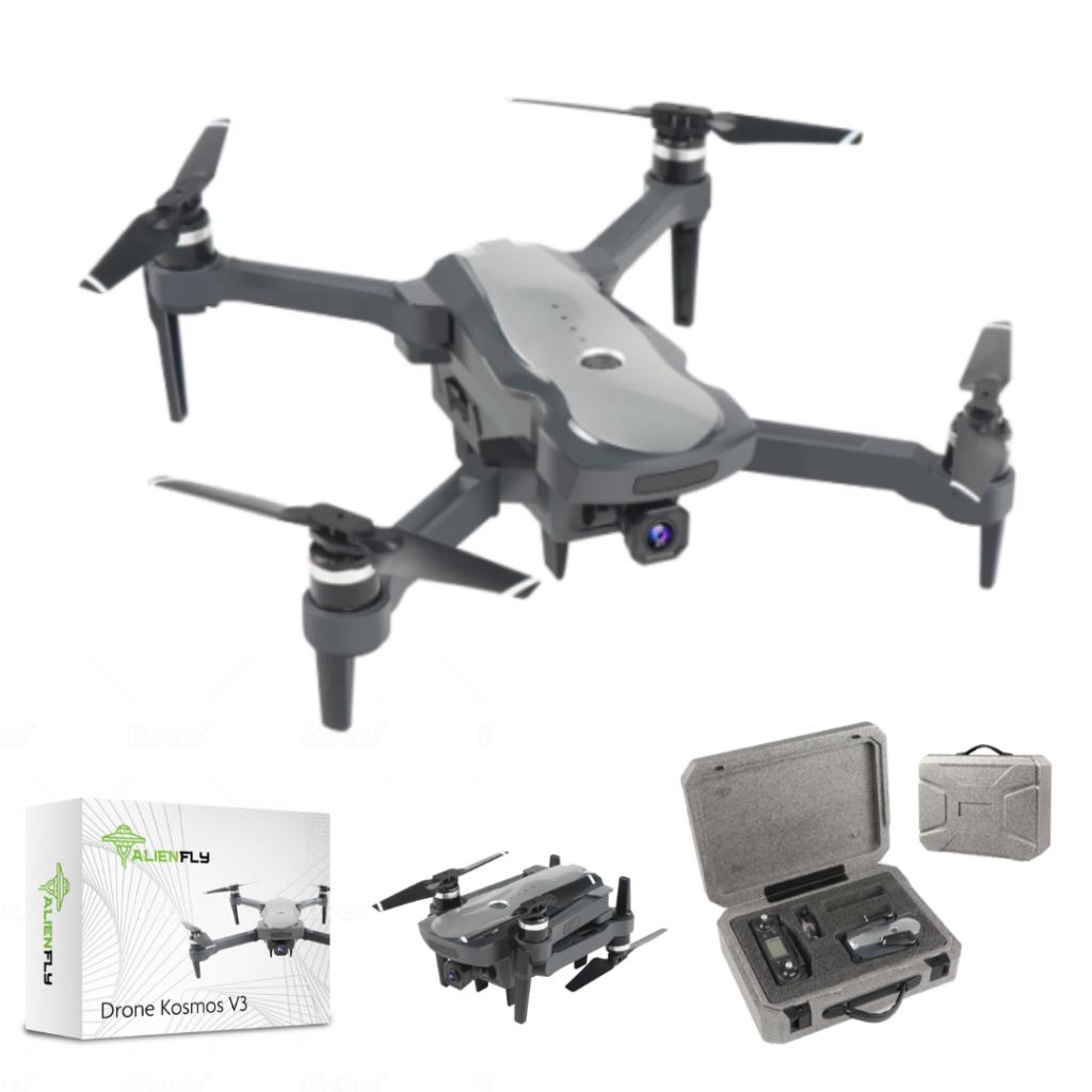 Alienfly pour une expérience de pilotage de drone unique